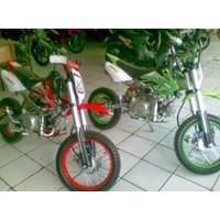 Sepeda Motor Mini Trail Monstrac 110Cc