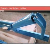 Belt dan Conveyor Transition Idler Roller 1