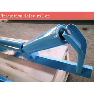 Belt dan Conveyor Transition Idler Roller