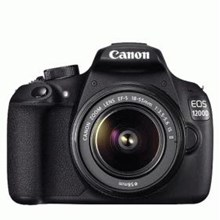 Canon EOS 1200D Kit 18-55Mm IS II+Filter 58Mm