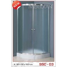 Shower Screen MERIDIAN SSC-03