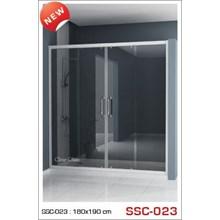 Shower Screen MERIDIAN SSC-023