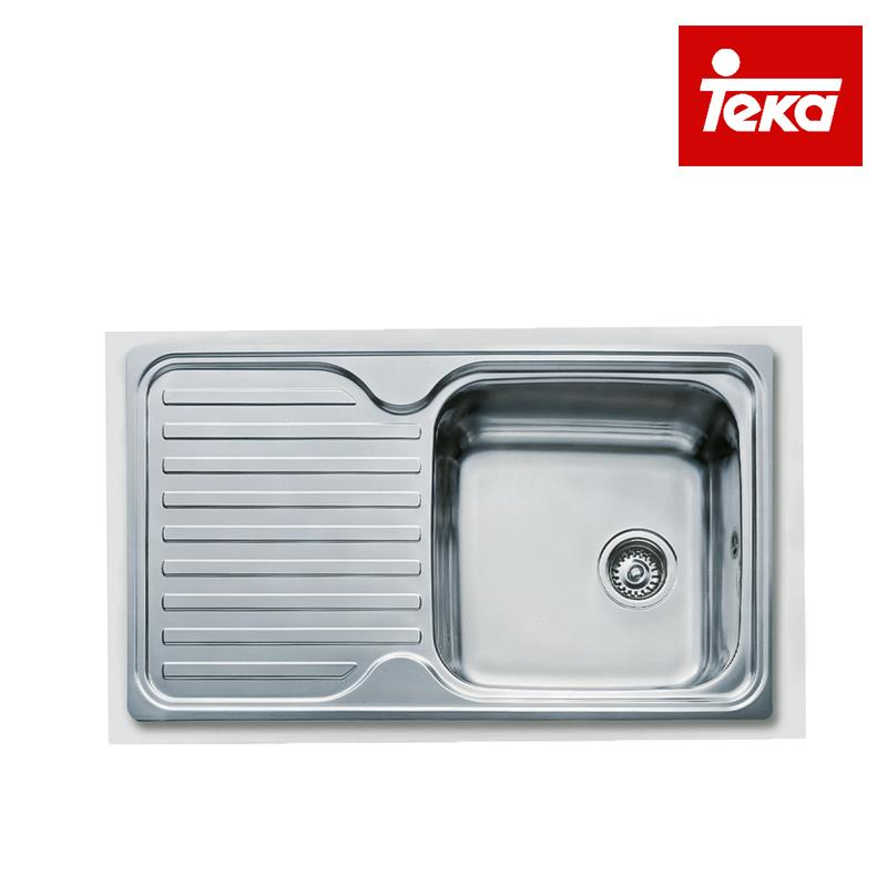 Hebel Outdoor Kitchen: Jual Kitchen Sink TEKA Tipe Classic 1B 1D Stainless Harga