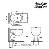 Jual Produk toilet GY02WAxxK American standard berkualitas  2