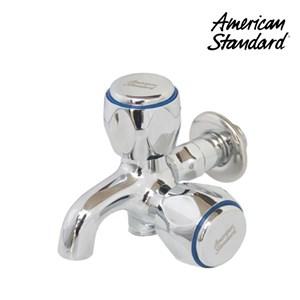 Kran air double faucet ( panas dingin ) F062M032 berkualitas dari American standard