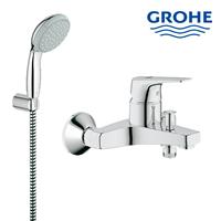 Hand shower set 27799000 + kran shower berkualitas dan terbaru dari Grohe  1
