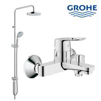 shower set lengkap dengan kran shower Grohe berkualitas dan terbaru  1