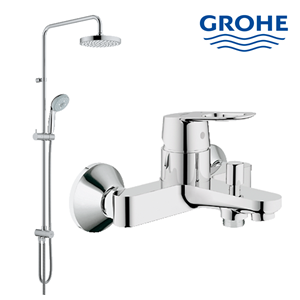 Shower Set Complete With Grohe Shower Faucet Quality And Latest
