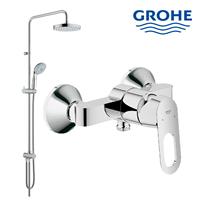 shower set lengkap dengan kran shower Grohe 32816000 berkualitas dan terbaru  1