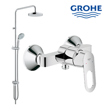 shower set lengkap dengan kran shower Grohe 32816000 berkualitas dan terbaru