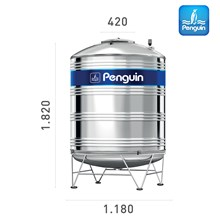 Tangki air Penguin Stainless steel TBSK 1500