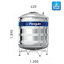 Stainless steel water tank penguin TBSK 2000