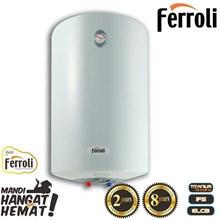 pemanas air ferroli  classical  SEV 80 liter