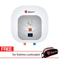 Water heater lamborghini unit taurus 30 liter Free tas ransel cantik