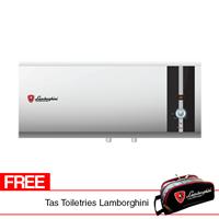 Water heater lamborghini unit FORZA 30 liter FREE TAS RANSEL CANTIK  1