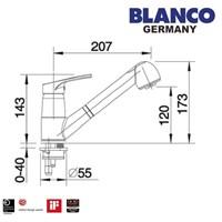 Distributor Kran Air BlancoWega -S 3