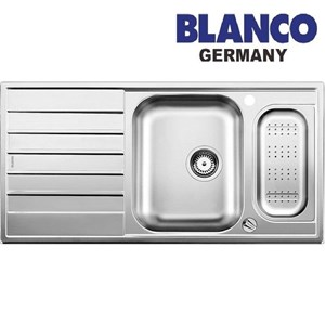Kitchen Sink Blanco Livit 6 S Centric