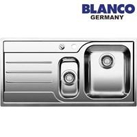 Kitchen Sink Blanco Median 6 S 1