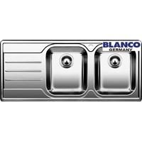 Kitchen Sink Blanco Median 8 S 1