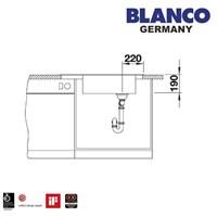 Jual Kitchen Sink Blanco Elon XL 6 S 2