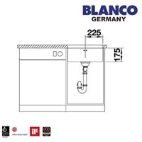 Jual Kitchen Sink Blanco Supra 450 -U 2