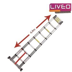 Tangga Lipat single telescopic Liveo LV 203