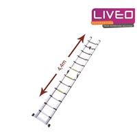 Jual Tangga lipat Magic Telescopic (4.4 M) LIVEO LV 223  2