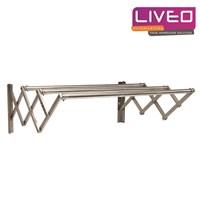 Gantungan baju dinding Liveo LV 304 - 1 meter