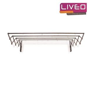 Gantungan baju Liveo LV 398 2 meter 4 bars