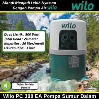 Wilo Pompa air tipe PC - 300 EA  Pompa sumur dalam 1