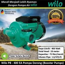 Wilo Pompa air PB - 400 EA Pompa Dorong