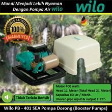 Wilo Pompa air tipe PB - 401 SEA Pompa Dorong