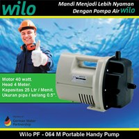 Wilo PF - 064 M Portable Handy Pump 1
