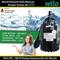 Wilo PD - 180 EA Pompa Submersible Air Bersih 1