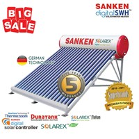 Jual Sanken solar water heater SWH-PR300L(kapasitas 300 L) 2