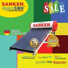 Sanken water heater SWH-PR100P(kapasitas 100 L)