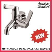 Distributor Kran air AMERICAN STANDARD MY WINSTON DUAL WALL TAP-LEVER 3