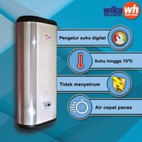 Distributor wika water heater EWH-RZB 100 L 3