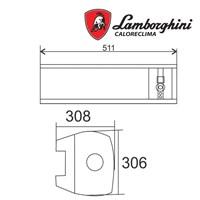 Jual lamborghini waterheater Forza 30L TEM  2