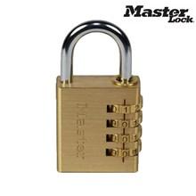 Master Lock Gembok Kode Tipe 604D