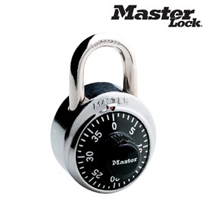 Master Lock Gembok Kode General Security Combination Padlocks tipe 1502D