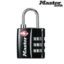Master Lock Gembok Kode tipe 4680EURDBLK