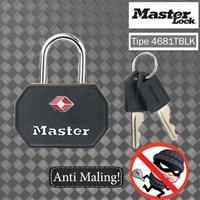 Jual Master Lock  Gembok Kunci Tipe 4681TBLK 2