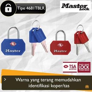 Dari Master Lock Gembok Kunci Tipe 4681TBLR 2