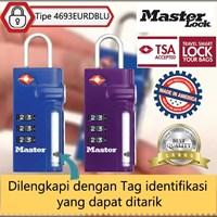 Distributor Master Lock Gembok Kode tipe 4693EURDBLU 3