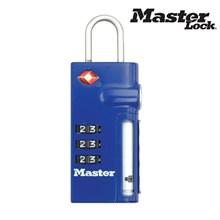Master Lock Gembok Kode tipe 4693EURDBLU