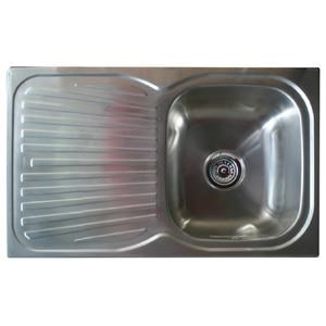 Promo Kitchen Sink Tecnogas TS801VD