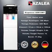 Distributor Azalea ADM16WT Dispenser Air mewah 2018 3