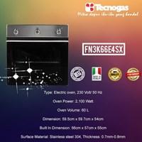 Distributor Tecnogas FN3K66E4SX Premium Oven  3