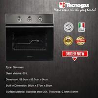 Jual Tecnogas FN3K66G3x Oven Premium Kualitas Internasional 2